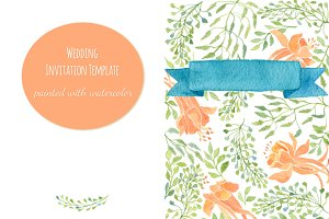 Invitation/Greeting Card Template