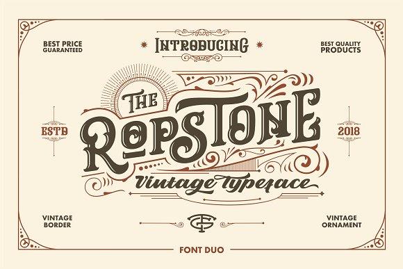 Ropstone Special Bonus