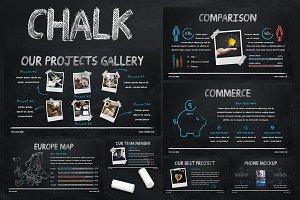 Chalk - Powerpoint Template