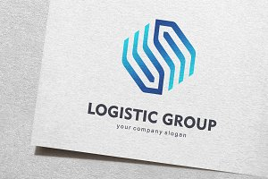 Logistic Group Logo