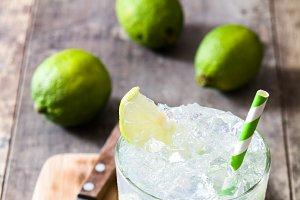 Caipirinha cocktail