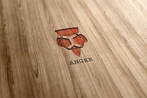 Anger Logo Design