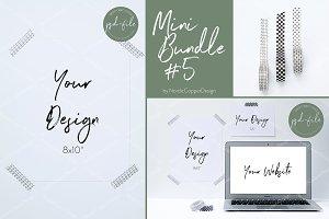 Print Designer Mockup Bundle