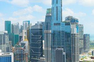 Singapore Downtown Core