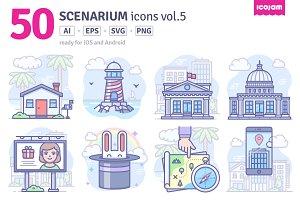 Scenarium icons vol.5