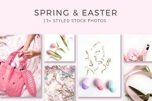 Spring & Easter (13 Images)
