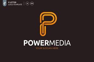 Power Media Logo