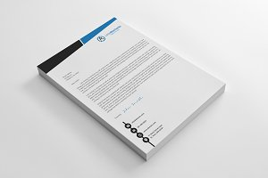 Letterhead Design gray