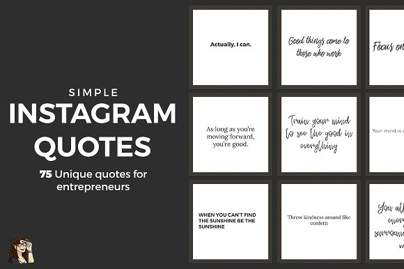 75 Positive Instagram Quotes