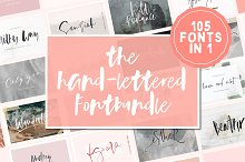 by  in Handwriting Fonts