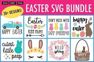Easter SVG Bundle - 32 Designs