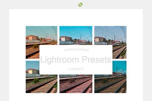 10 Lightroom Presets