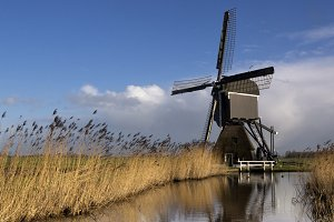 Windmill the Broekmolen