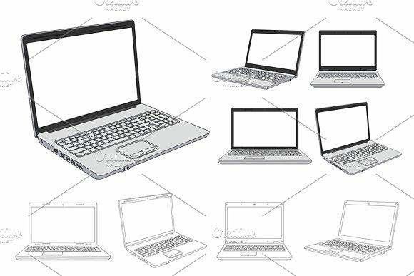 Laptop Set