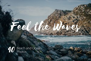 Feel the Waves Photo Pack