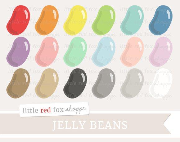 Jellybean Clipart