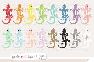 Gecko Clipart