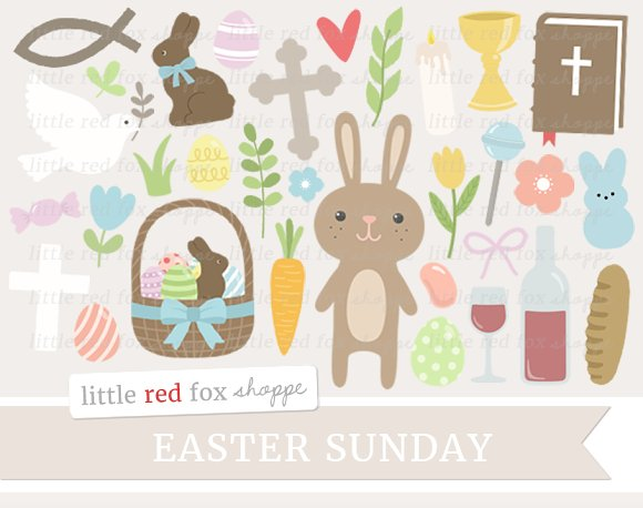 Easter Sunday Clipart