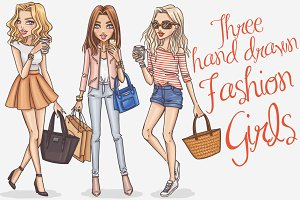Fashion Girls 0.2