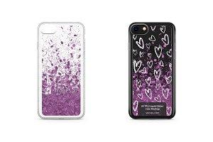 Apple iPhone 6 Plus Liquid Glitter