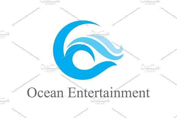 Ocean Entertainment Logo