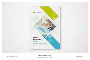 Annual Report 2018 - 28 pages