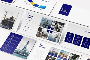 Oil and gas powerpoint template presentation templates creative oil and gas google slides template toneelgroepblik Image collections