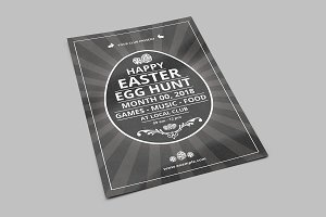 Easter Invitation Template-V783