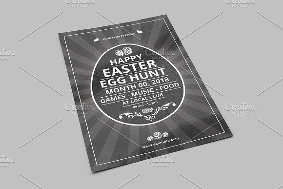 Easter Invitation Template-V783
