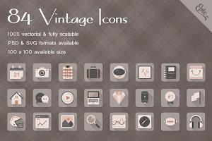 Epic Vintage Icons