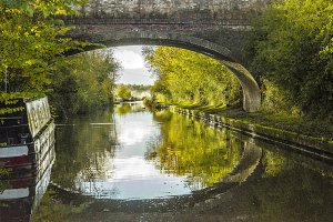 Oxford Canal Bridge 98