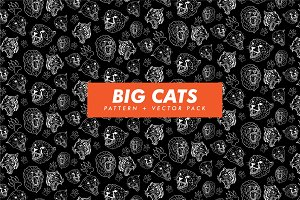 BIG CATS COMPLETE PACK