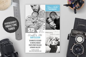 Father's Day Photography Marketing