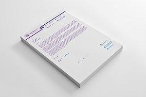 Letterhead Design 23