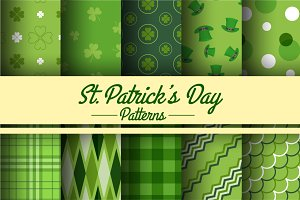Free St.Patrick's Day Patterns