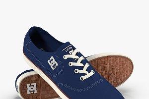 DC Shoes - Flash TX Estate-Blue