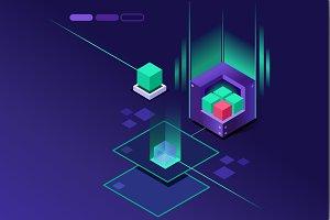 Storage hardware concept
