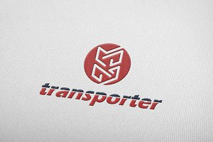 Transporter Logo Template