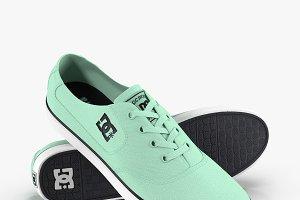 DC Shoes - Flash TX Mint