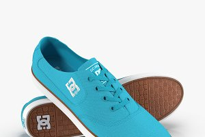 DC Shoes - Flash TX Turquoise