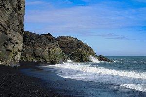 Dyrholaey cape South Iceland