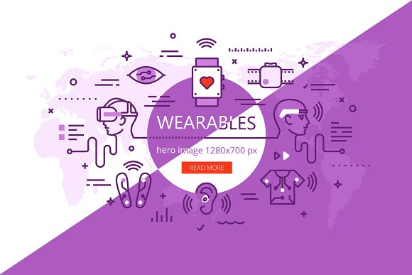 Smart Watch And Wearables Gadgets