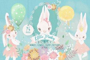 Little Pinky Bunny