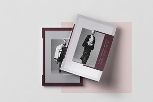 Grete Lookbook Template