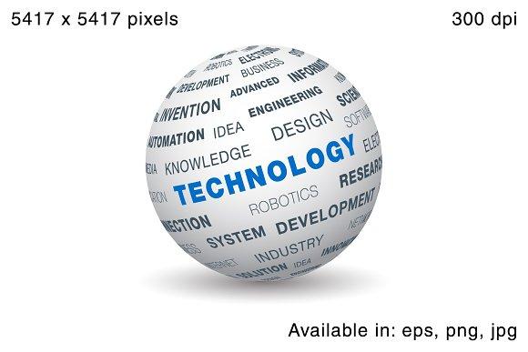 3D Globe Technology