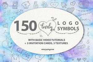 Lovely Logo Creator & Invitations