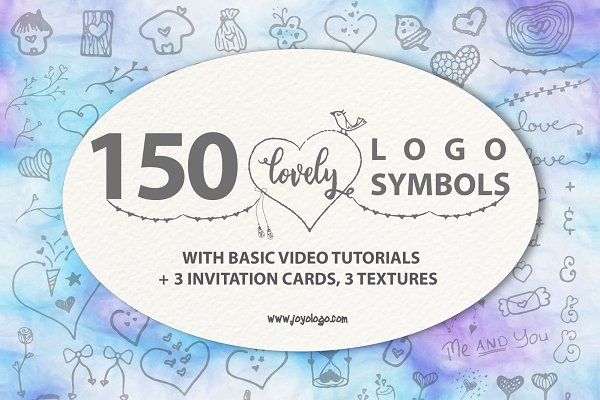 Lovely Logo Creator & Invitations