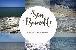 Sea Bundle (photo backgrounds)