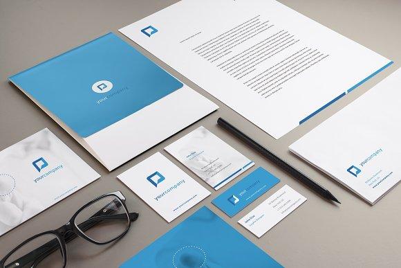 Brand Stationery Mockup Bundle