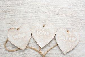love,dream,wish